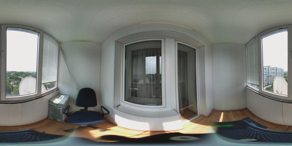 3-х комнатная квартира, Борисполь, Головатого 4 - Балкон второй
