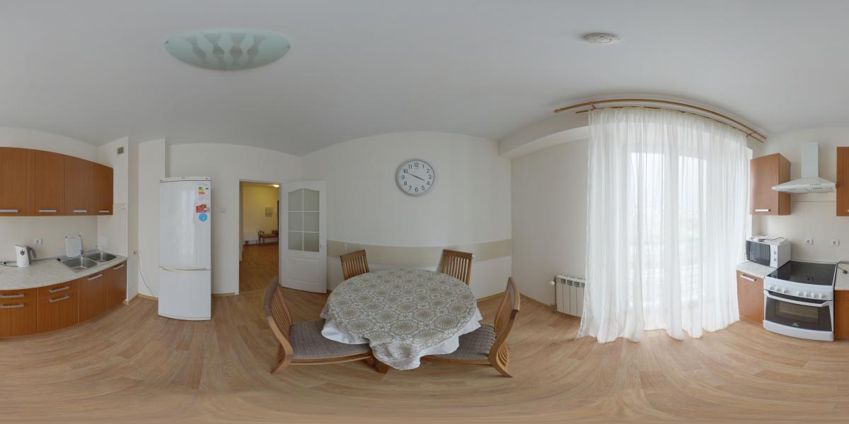 Двухкомнатная квартира в аренду - Кухня