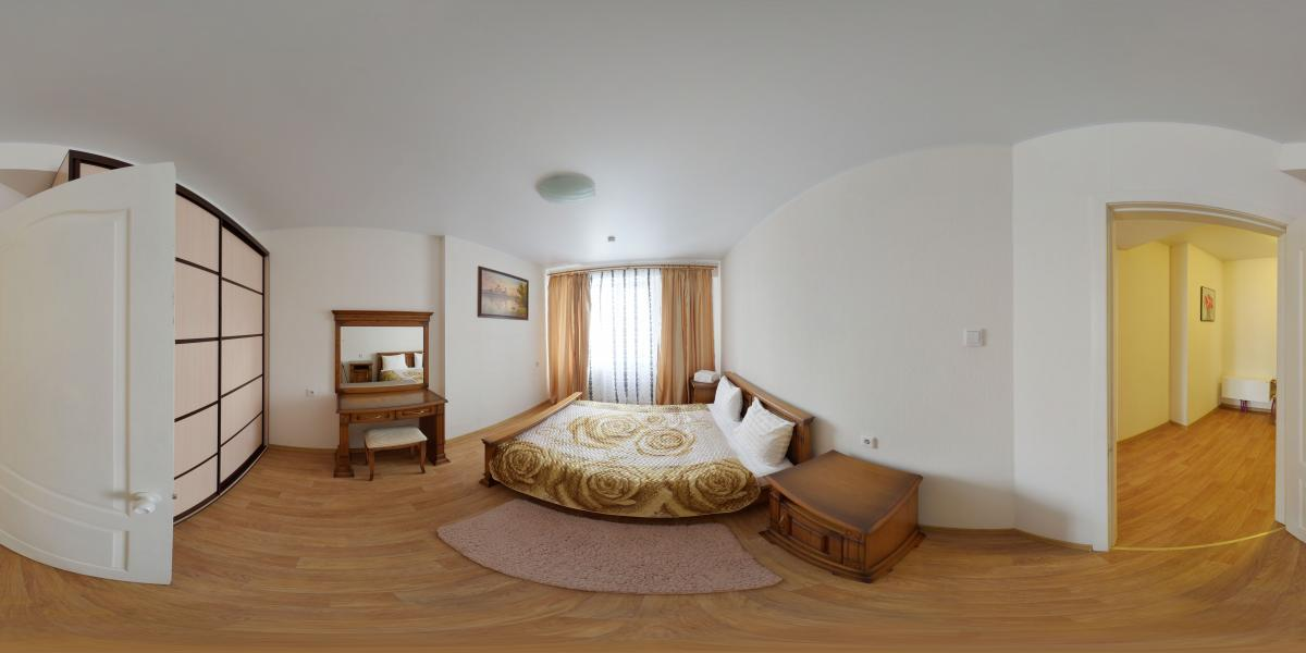 Двухкомнатная квартира в аренду - Спальня
