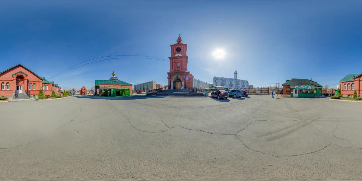 Копейск - Церковь