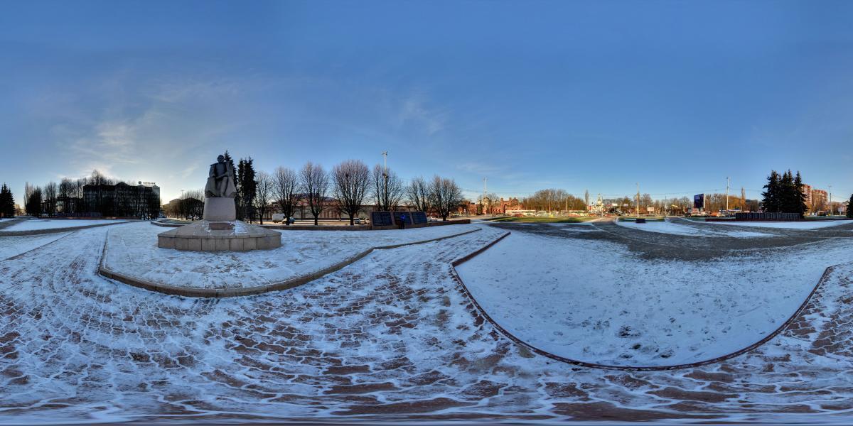 Площадь Василевского - Площадь Василевского