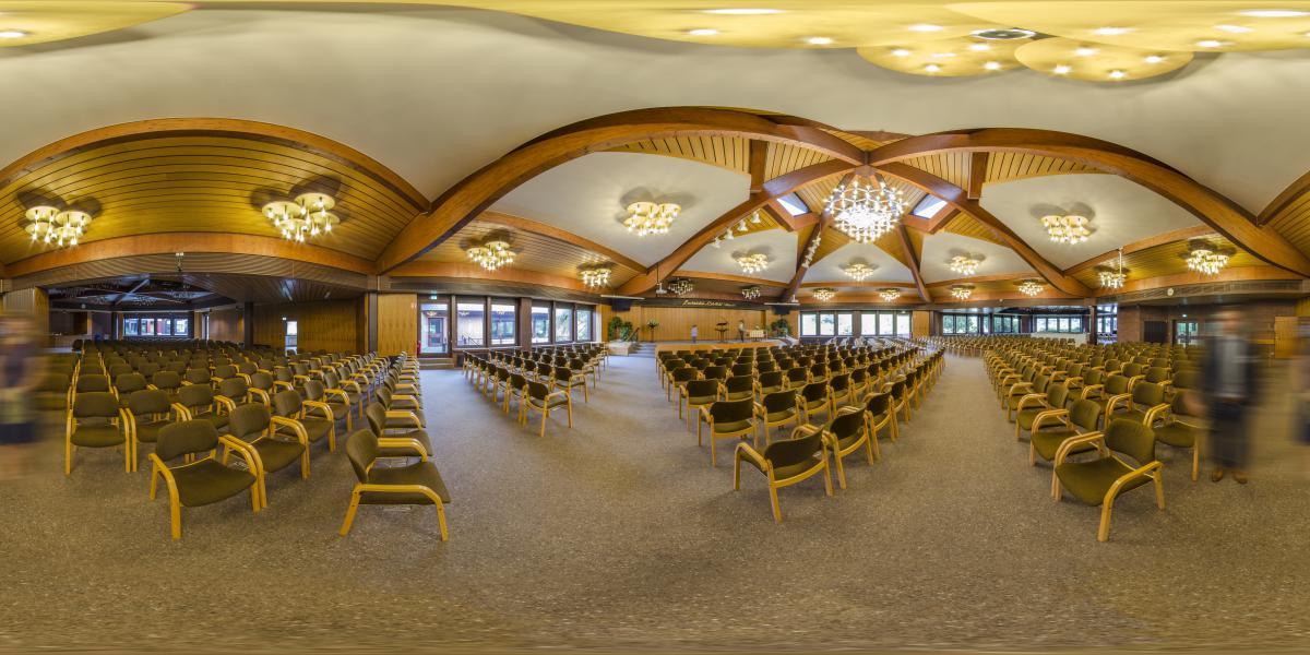 Jehovas Zeugen Zweigburo Zentraleuropa, Selters, Germany - Лекционный зал