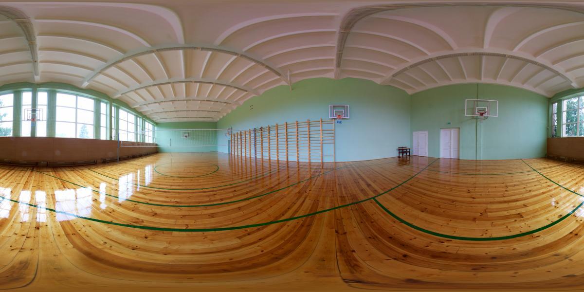 Гимназия №1 г. Лида - Спортзал