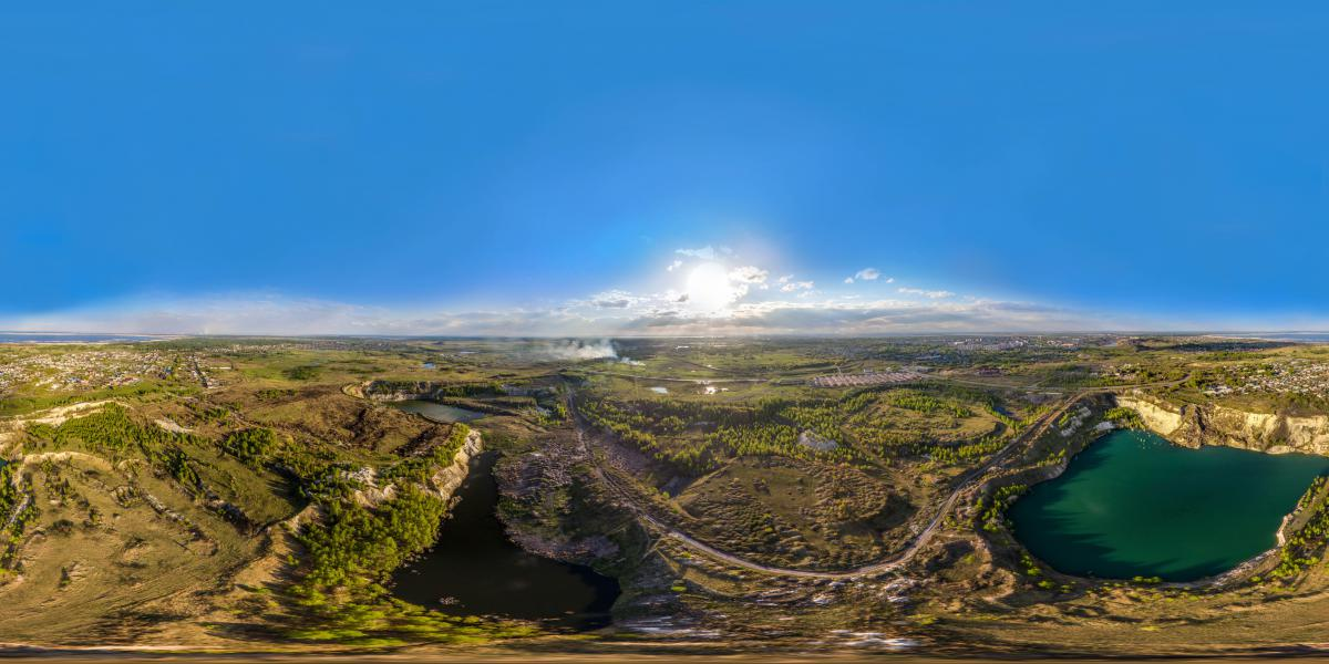 Копейск - Центральная шахта верх