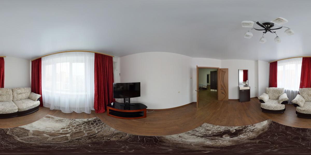 Однокомнатная квартира в аренду - Комната
