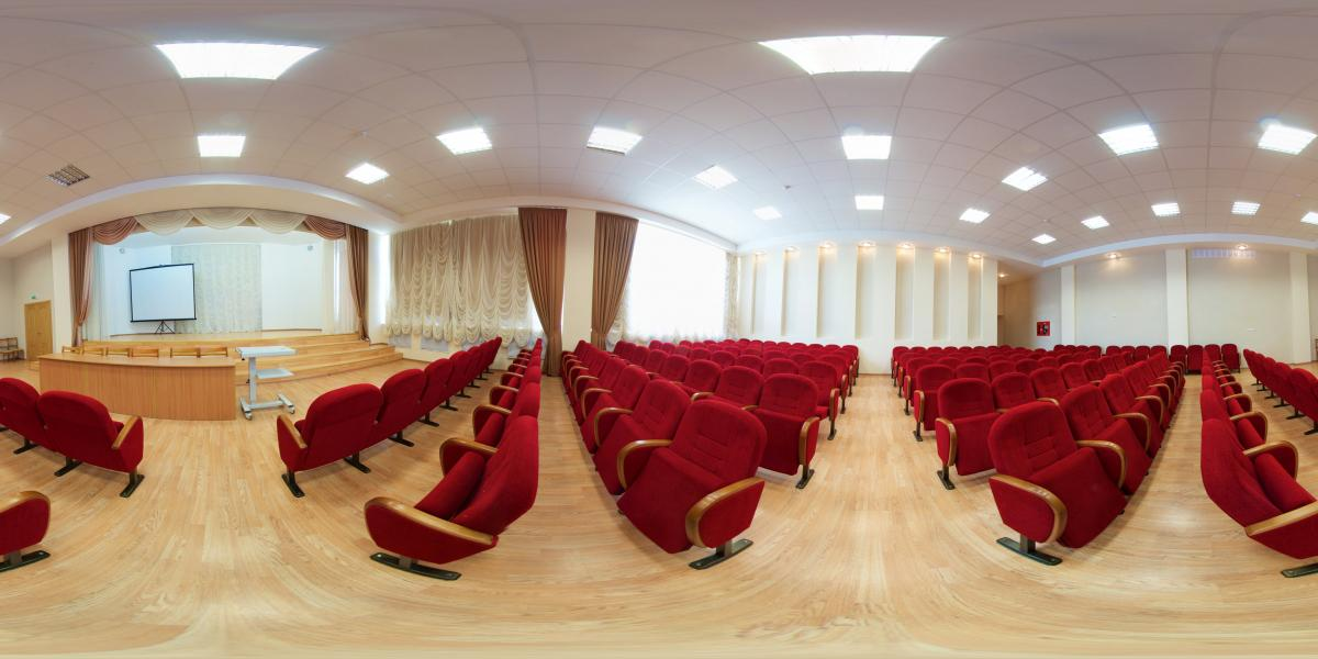 Гимназия №1 г. Лида - Актовый зал