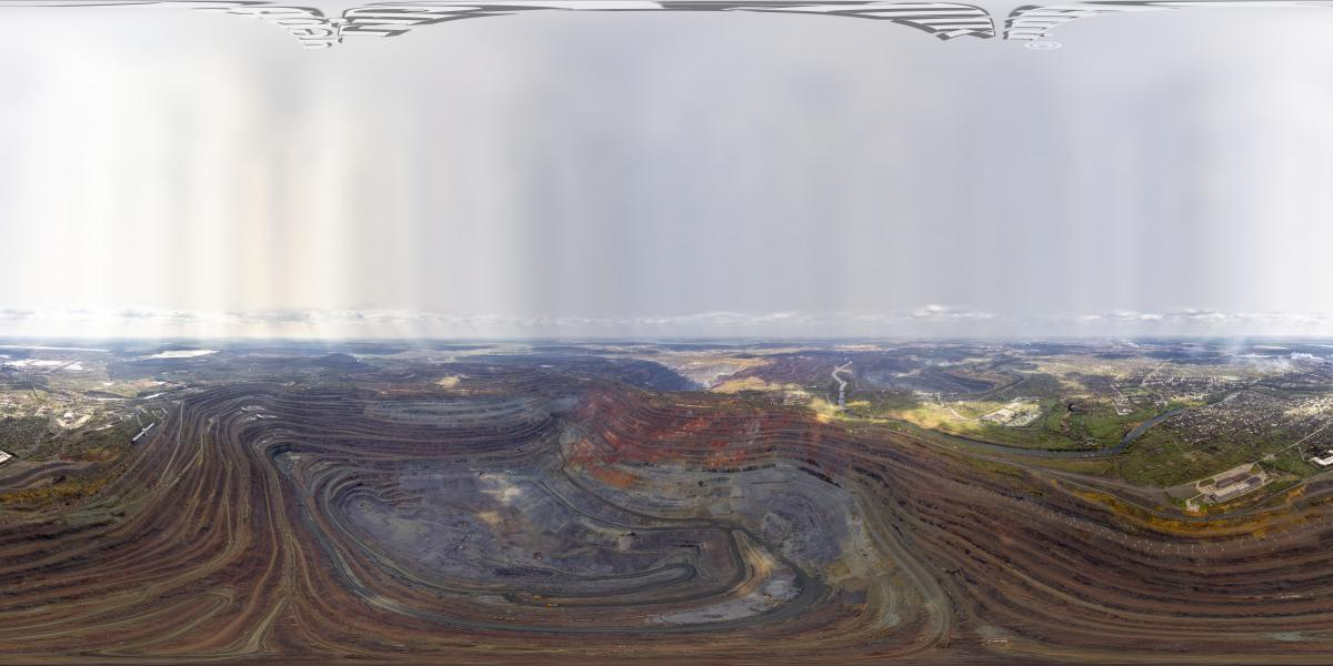 Кривой Рог. Марсианские хроники - Марс