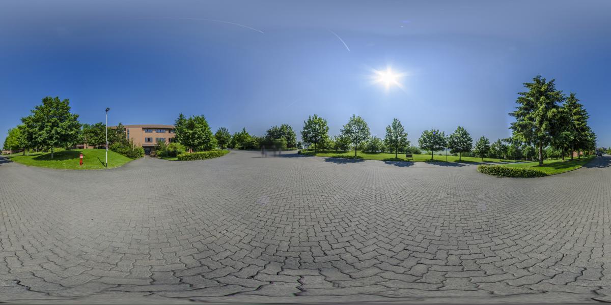 Jehovas Zeugen Zweigburo Zentraleuropa, Selters, Germany - Территория филиала