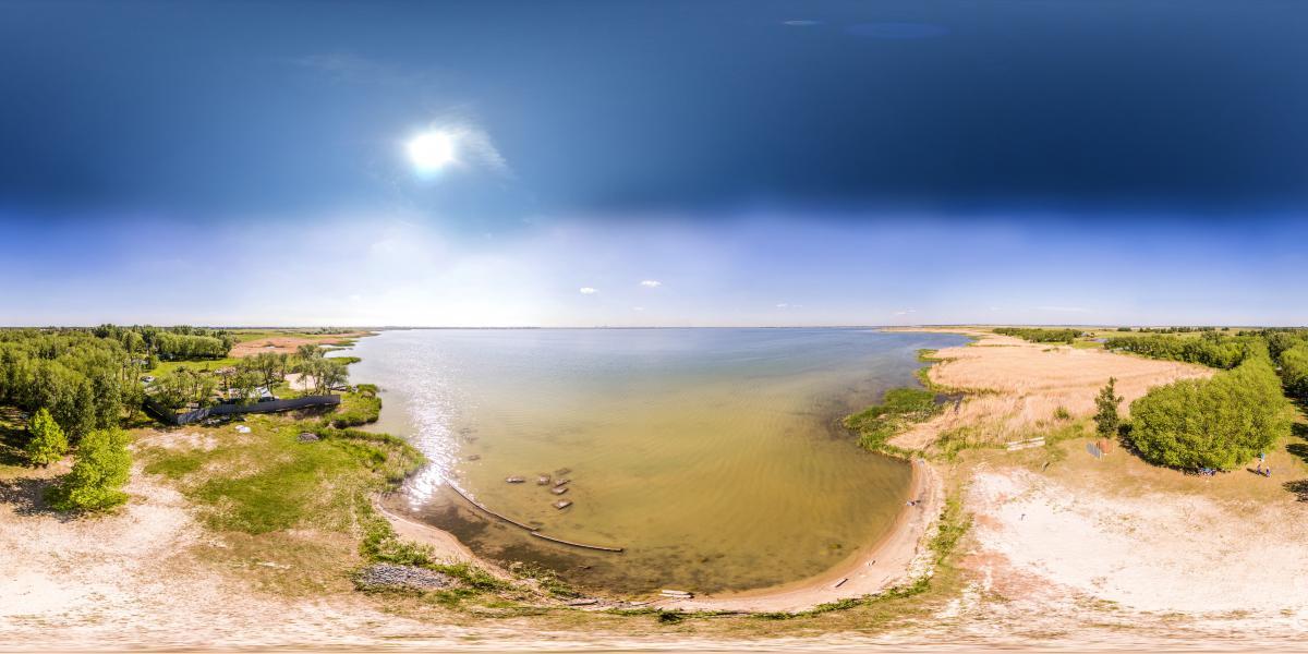 Копейск - Над пляжем