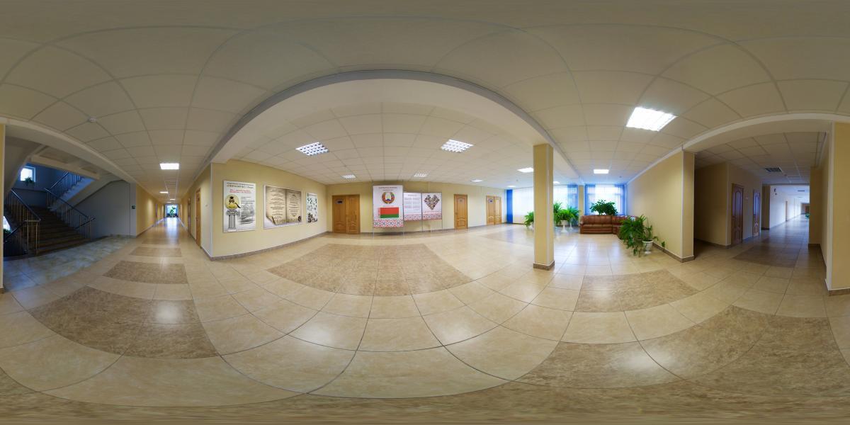 Гимназия №1 г. Лида - 2 этаж