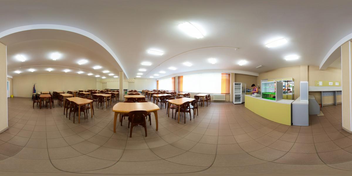 Гимназия №1 г. Лида - Столовая