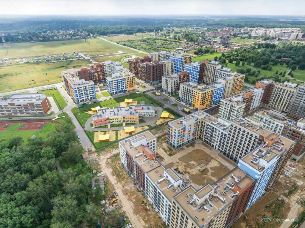 Фото поселок отрадное красногорский район