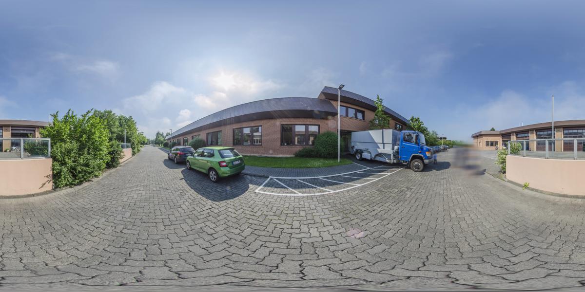 Jehovas Zeugen Zweigburo Zentraleuropa, Selters, Germany - Территория - прачечная, автомастерская