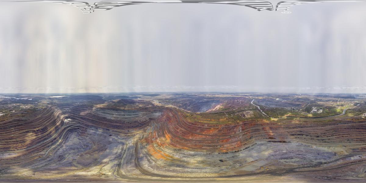 Кривой Рог. Марсианские хроники - Между тремя карьерами на высоте 500 метров