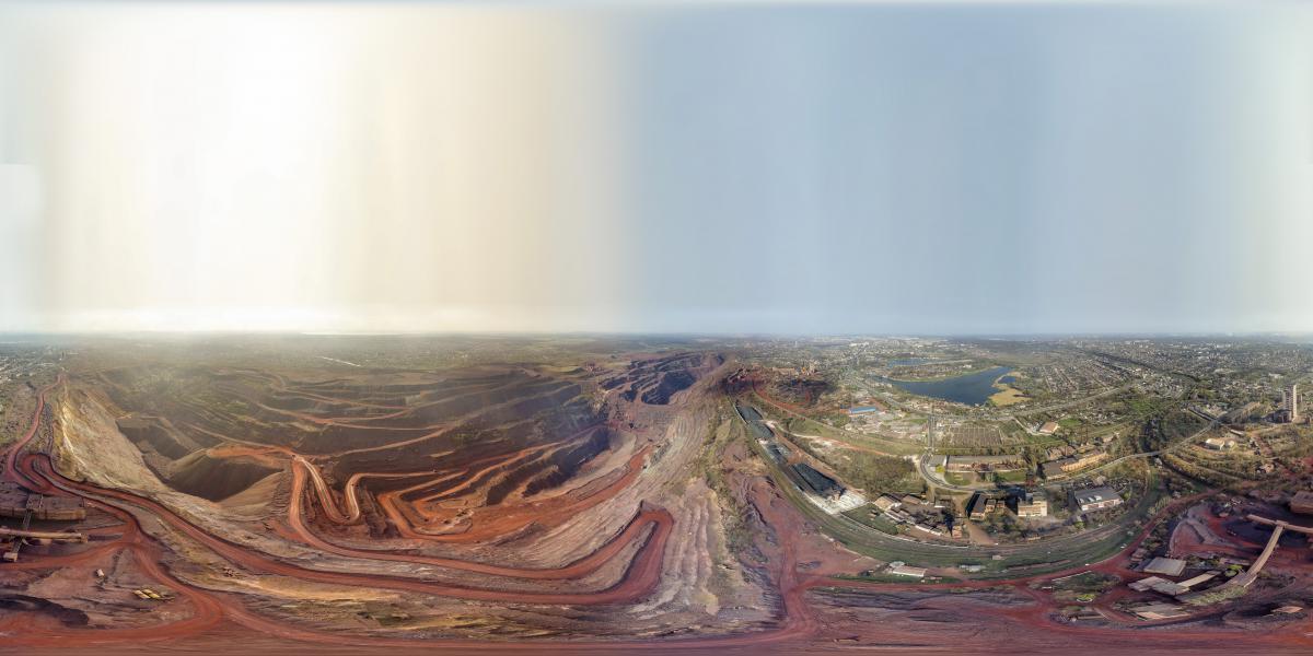 Кривой Рог. Марсианские хроники - Карьер Южный