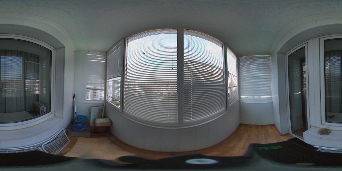 3-х комнатная квартира, Борисполь, Головатого 4 - Балкон первый