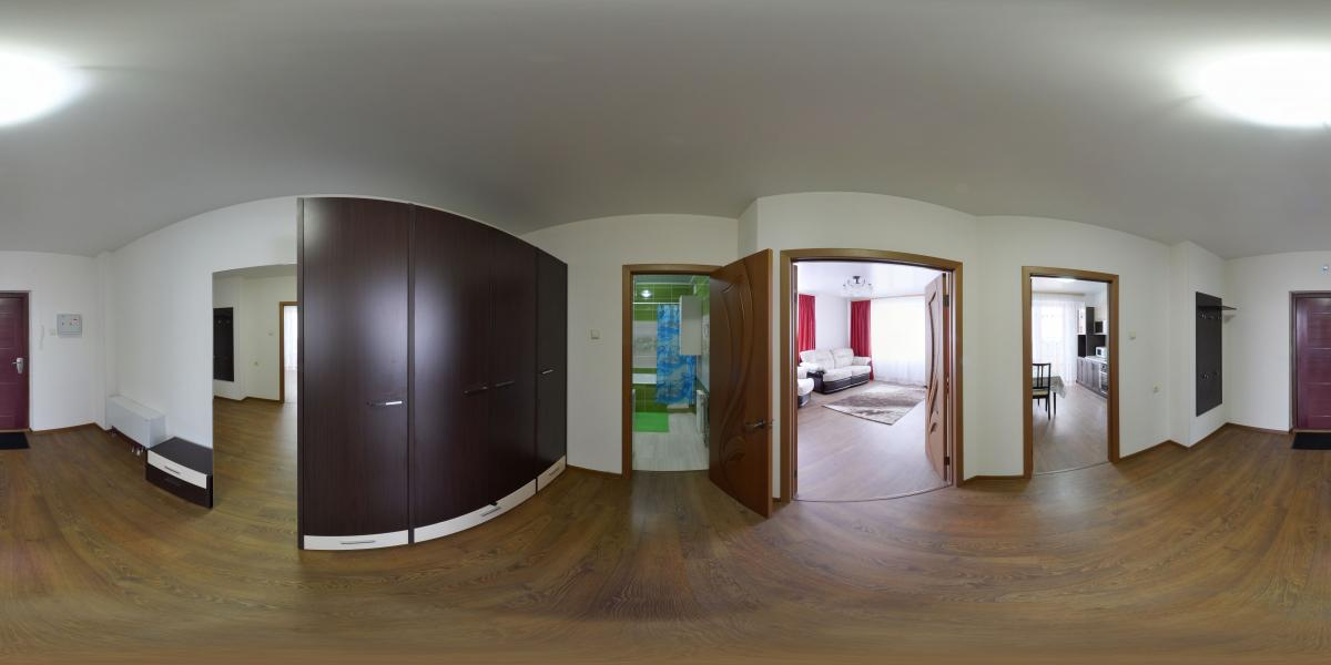 Однокомнатная квартира в аренду - Прихожая