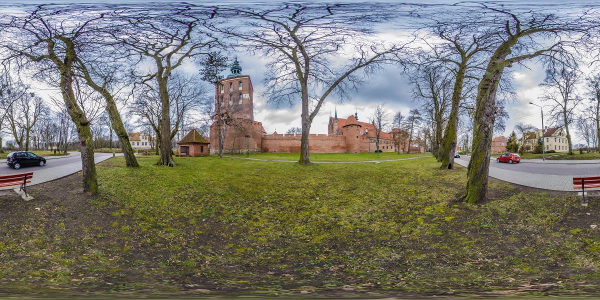 Замок Фромборк | Польша - Крепостная стена