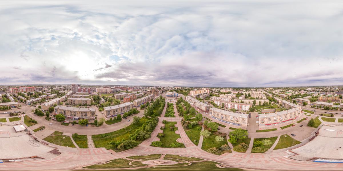 Копейск - Центр верх