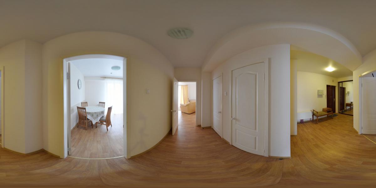 Двухкомнатная квартира в аренду - Коридор