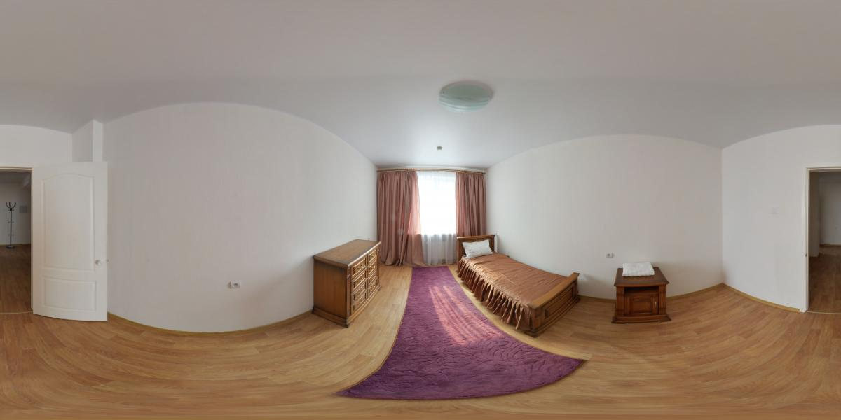 Трёхкомнатная квартира в аренду - Спальня