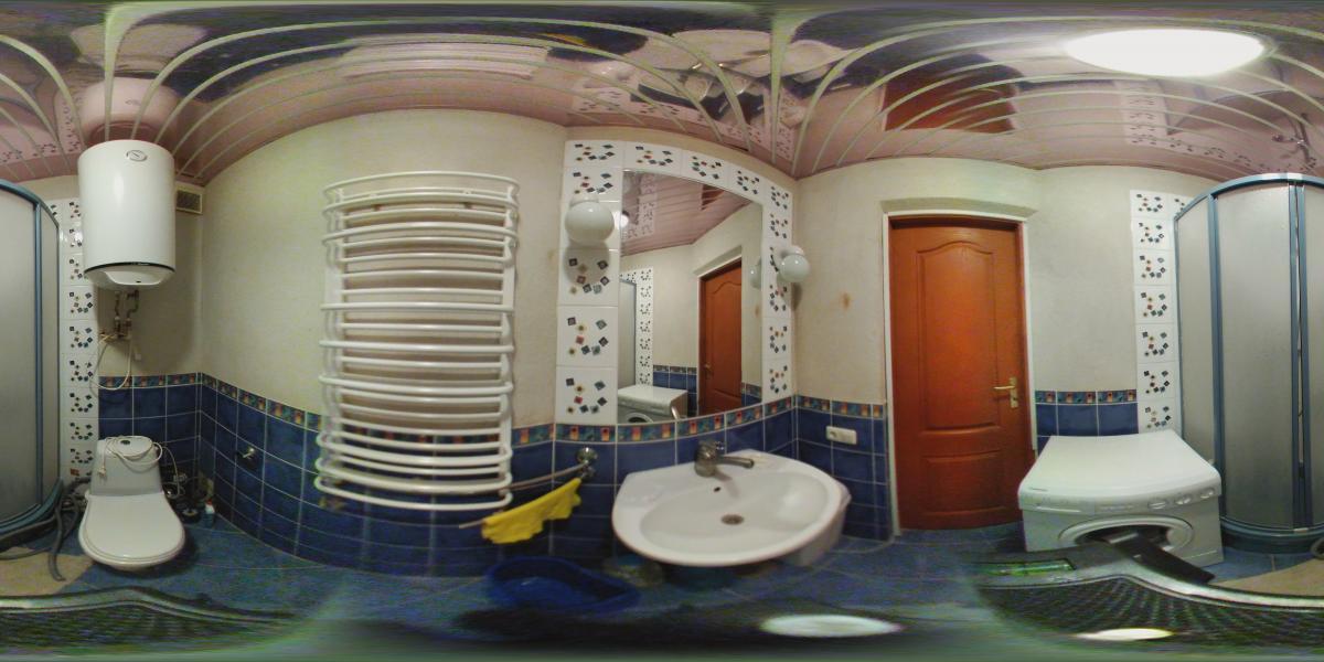 3-х комнатная квартира, Борисполь, Головатого 4 - Санузел первый
