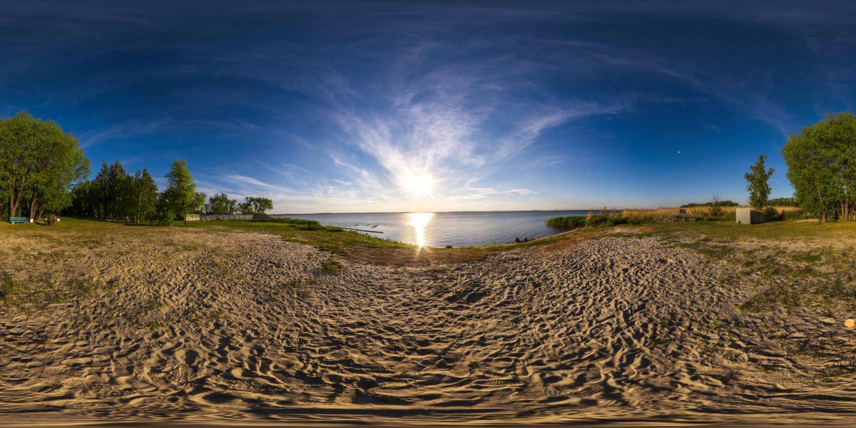 Копейск - Пляж