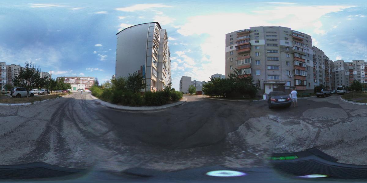 3-х комнатная квартира, Борисполь, Головатого 4 - Двор