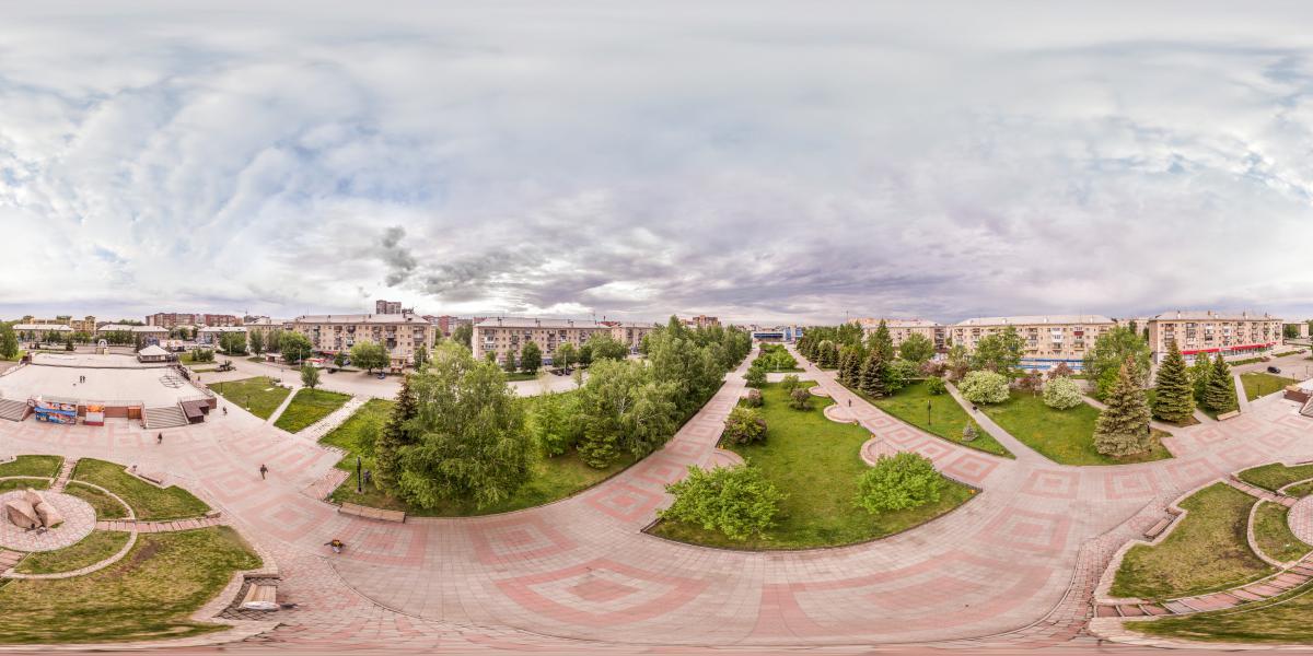 Копейск - Камень