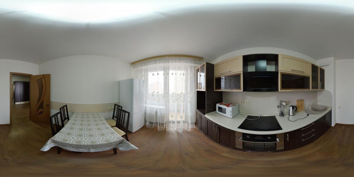 Однокомнатная квартира в аренду - Кухня
